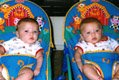Cameron and Caleb - 4 month old twins from Arkansas USA