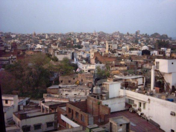 Jammu, capitale d'hiver du temps de l'Empire britannique